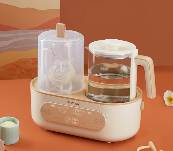 寶寶暖奶器什么牌子好  小雅象嬰兒恒溫溫奶器三合一好不好