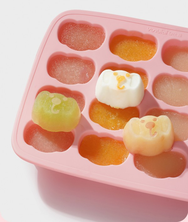 嬰兒輔食盒什么牌子好  孕比愛寶寶輔食盒硅膠分格模具安全嗎