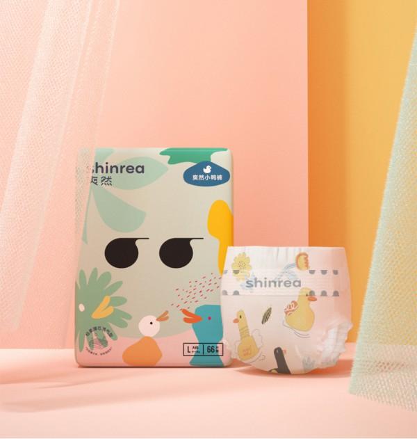 夏季如何給寶寶選擇紙尿  爽然寶寶夏季紙尿褲質量好不好