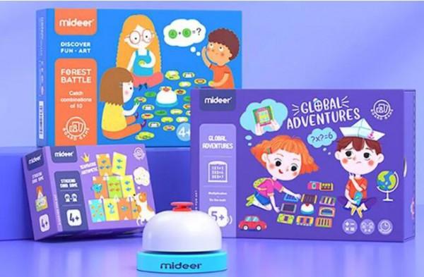 5月銷售增長45.4%,兒童益智桌游或成今年熱門,爆款新品搶先看!