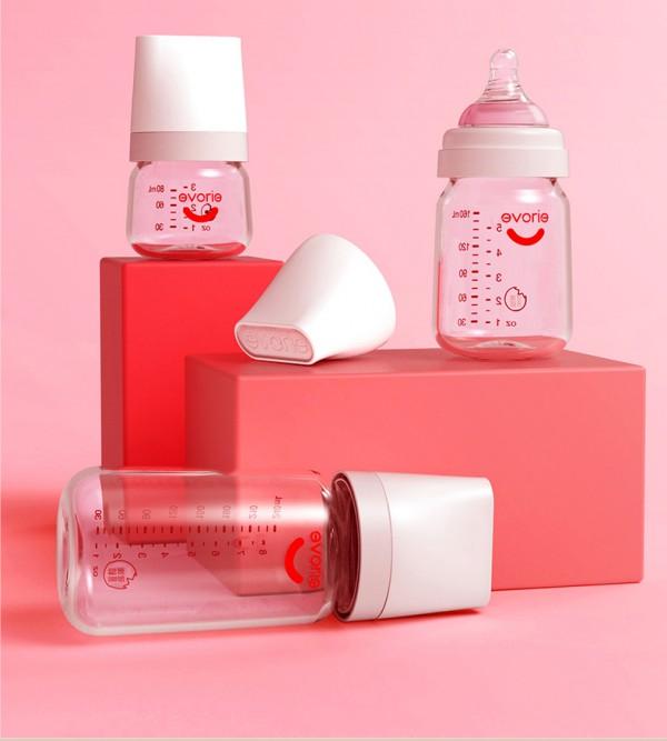 玻璃奶瓶哪個牌子好   愛得利嬰兒玻璃重力球吸管奶瓶怎么樣