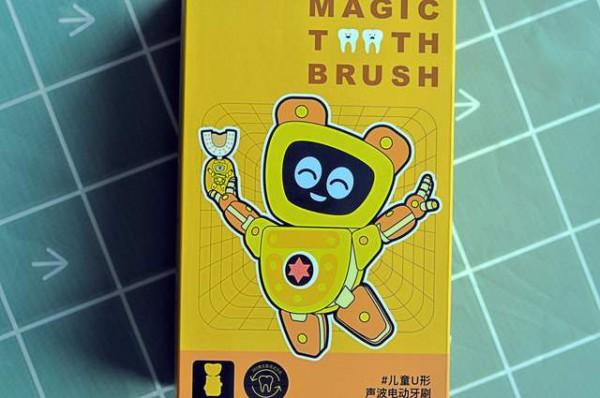 U型牙刷到底好不好用 奇布奇布兒童電動U型牙刷實用測評來揭曉