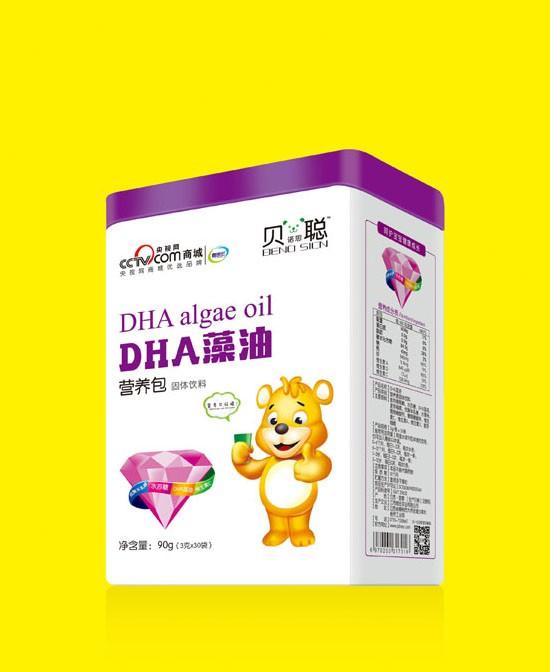 寶寶吃什么DHA好 寶寶DHA什么時候吃好 貝諾思聰DHA藻油營養包怎么樣