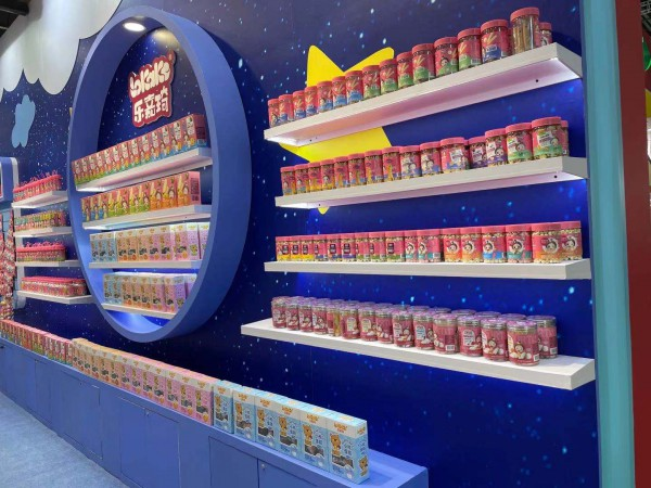 2021CBME孕嬰童展|金友食品旗下童樂坊&樂嘉琦攜10大新品亮相