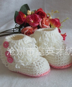 婴儿步前鞋