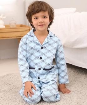 儿童睡衣套装长袖