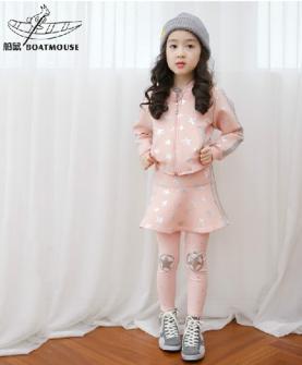 儿童韩版童装套装秋款