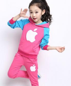 女童秋装套装