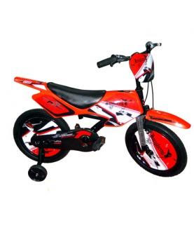 雅马哈仿摩托款式儿童自行车