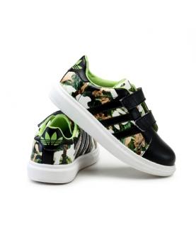 牛皮运动板鞋