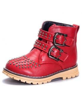 新潮铆钉童鞋