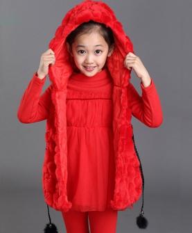 儿童卫衣秋冬大童加厚加绒