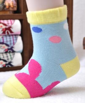 中厚婴儿袜子
