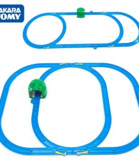 电动火车轨道配件套装玩具