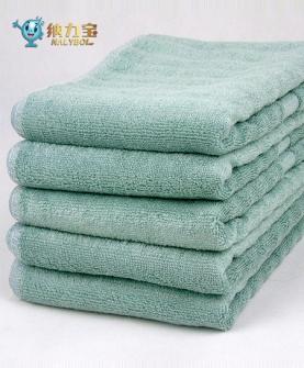 儿童竹纤维毛巾