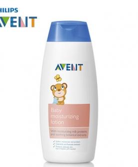 婴儿保湿润肤乳液