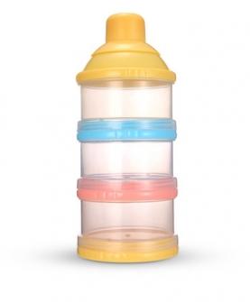 三层婴幼儿奶粉盒
