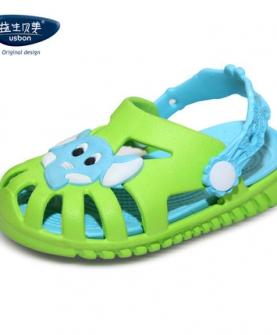 洞洞鞋 儿童拖鞋