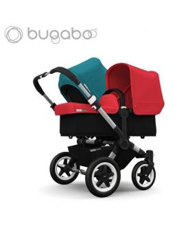 双人模式婴儿推车