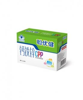 钙铁锌CPP冲剂