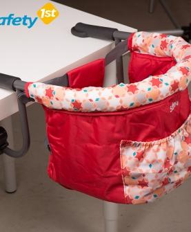 safety 1st多功能可折叠便携式儿童餐椅