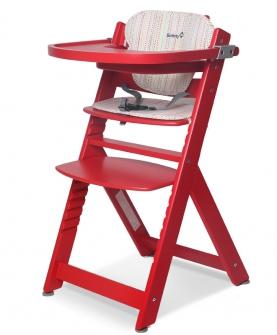实木婴儿餐椅