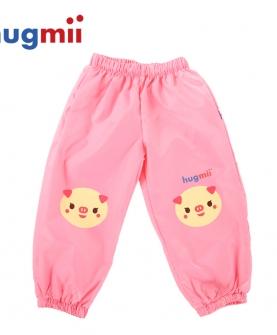 男女儿童雨裤防水长裤
