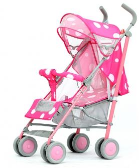 超轻便携式避震婴儿推车
