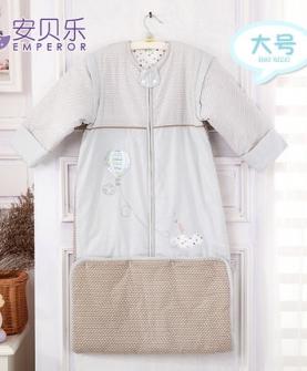 可拆袖延伸婴幼儿睡袋