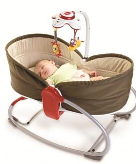 多功能音乐婴儿摇椅