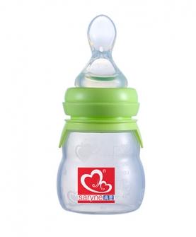 喂米糊硅胶奶瓶