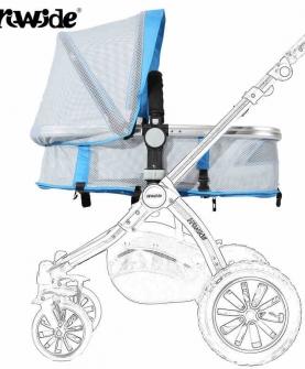 hiwide婴儿推车专用提篮