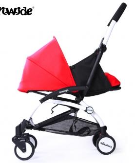 轻便避震婴儿推车