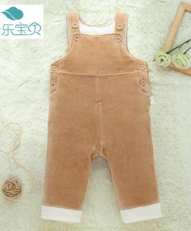 男女宝宝背带裤