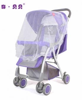 婴儿推车通用型号蚊帐