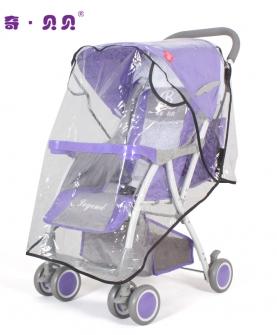 婴儿推车通用型雨罩
