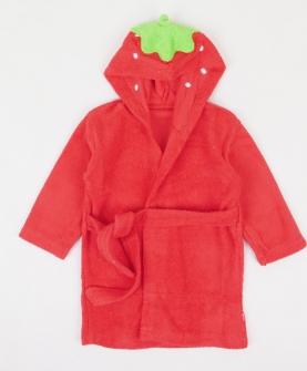 纯棉浴袍儿童浴袍