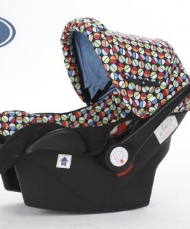 Colorland 舒适时尚花式安全提篮-CS001