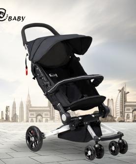 婴儿推车高景观