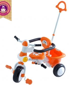 宝宝婴儿脚踏车手推车