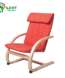 实木儿童休闲椅