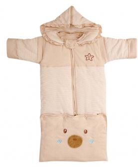 秋冬款加大加厚婴儿睡袋