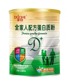 全家型配方蛋白质粉