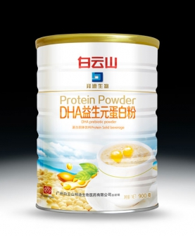 DHA益生元蛋白粉