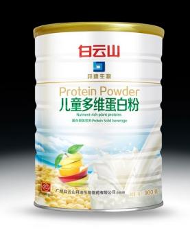 儿童多维蛋白粉