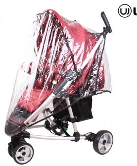 婴儿车专用雨罩