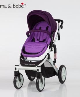婴儿高景观手推车
