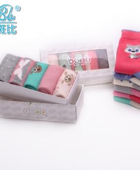 儿童袜子秋冬女童袜子