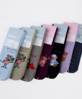 男童女童地板袜