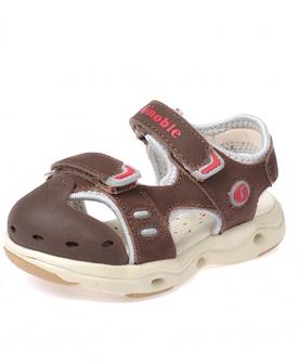婴儿防滑学步鞋